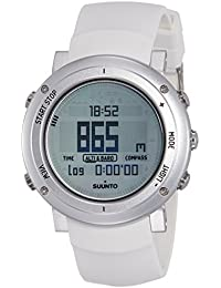 スント(SUUNTO) 腕時計 コア ピュアホワイト 3気圧防水 方位/高度/気圧/水深 [日本正規品 メーカー保証2年] SS018735000