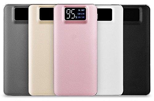 【Hilax】 モバイルバッテリー 大容量 10000mAh...