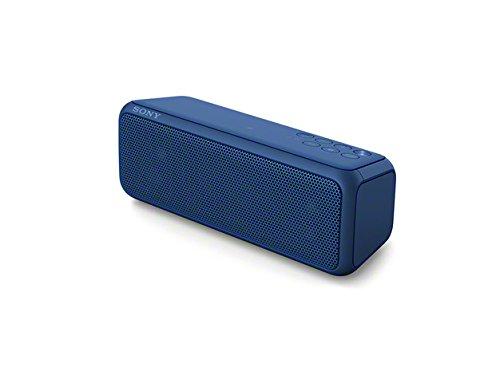 ソニー SONY ワイヤレスポータブルスピーカー SRS-XB3 : 防水/Bluetooth対応 ブルー SRS-XB3 L