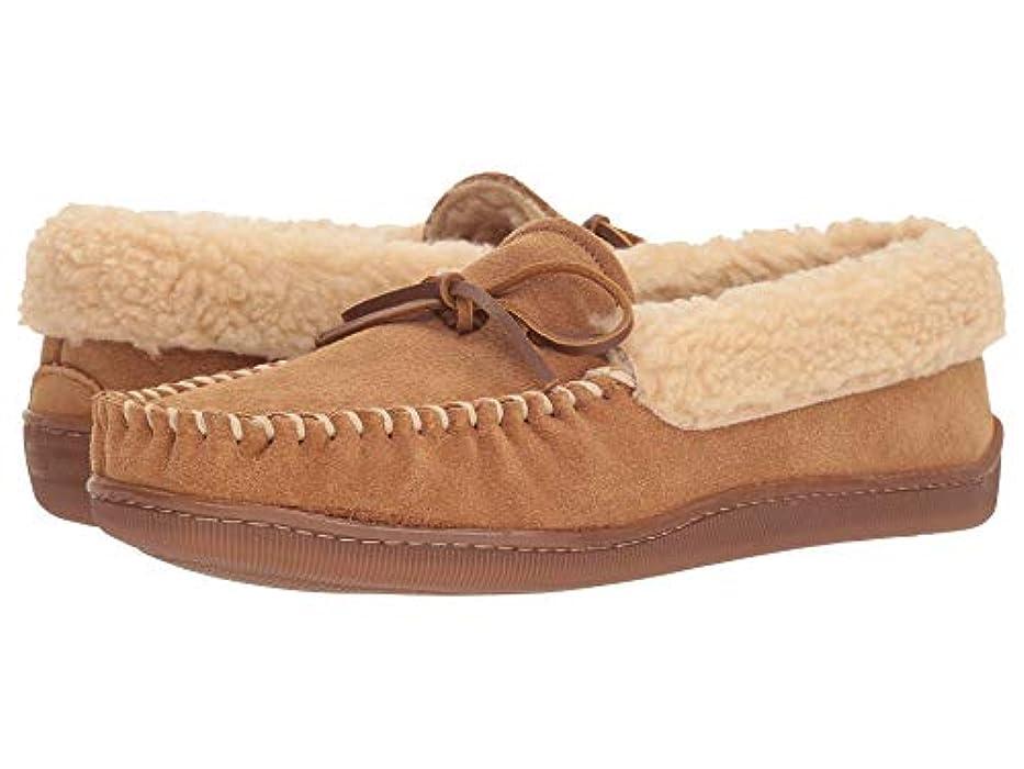 咲く一回宇宙[MINNETONKA(ミネトンカ)] メンズローファー?スリッポン?靴 Allen Cinnamon 11 (29cm) D - Medium