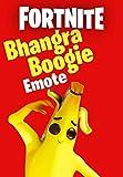 フォートナイト バングラブギー エモート Epic Games オンラインコードキー 有効化マニュアル付属 Fortnite - Bhangra Boogie Emote