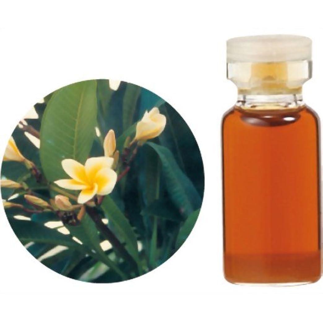 へこみ熱心追う生活の木 C 花精油 フランジュパニ アブソリュート (25%希釈) エッセンシャルオイル 3ml