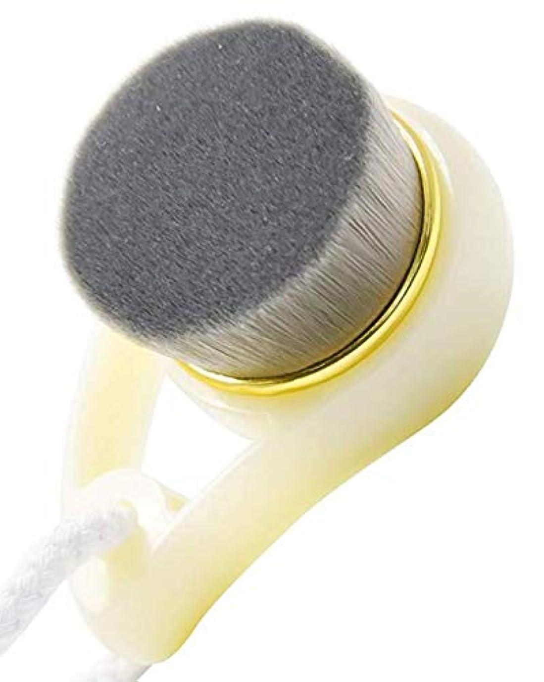 娘なぜ牛肉ユニセックスフェイス/化粧ブラシ手動毛穴マッサージ美容製品美容製品にきび毛穴クレンジング毛穴角質除去