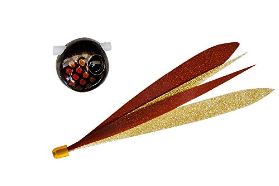 式遷移多様性JACKALL(ジャッカル) タイラバ 鉛式 ビンビン玉スライド Wアピール 45g ダークコーラ/カニ&タコシルエット ルアー