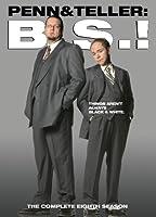 Penn & Teller Bs: Eighth Season/ [DVD] [Import]