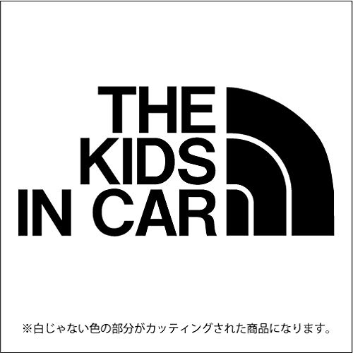 THE KIDS IN CAR(キッズインカー)ステッカー ...