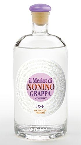 ノニーノ グラッパ・モノヴィティーニョ メルロー 700ml