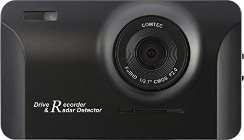 コムテック CB-R01 ドライブレコーダー × レーダー探...