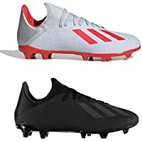 Adidas X 19.3 Firm Ground FG Football Boots Juniors Soccer Cleats Shoes Footwear