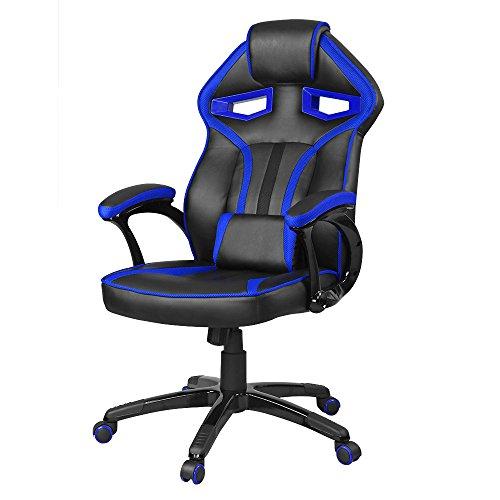 Panana ゲーミングチェア オフィス事務椅子 パソコン ...
