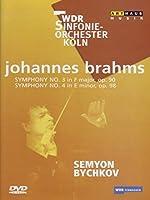Symphonies 3 & 4 [DVD] [Import]
