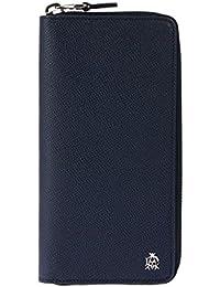 ダンヒル 財布 メンズ L2W218N ネイビー [並行輸入品]