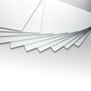 スチレンボード(両面紙貼りパネル)SEKISUI エスレンコア 3mm厚 B4(よりやや大きめ)10枚入