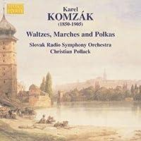 Komzak I / Komzak II: Waltzes, Marches, and Polkas, Vol. 2 by KOMZAK (2005-11-15)