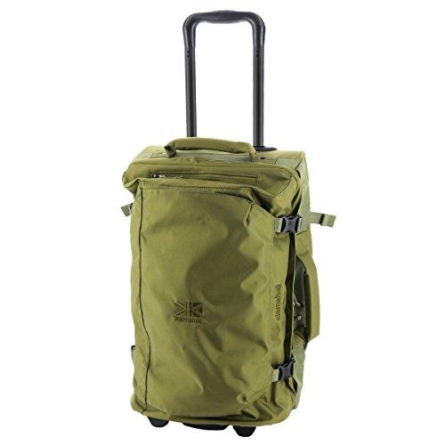 (カリマー) Karrimor スーツケース [clamshell 40] 3.オリーブ