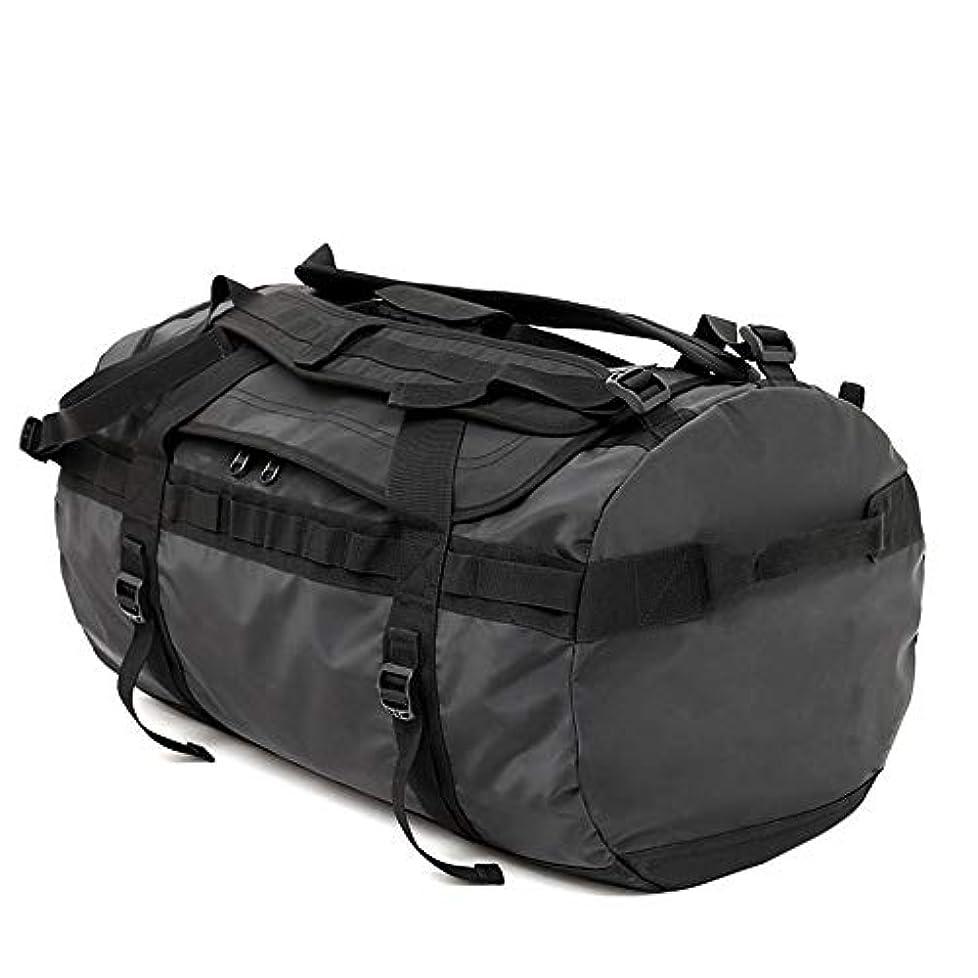 そんなに体操選手ハグ70L防水ダッフルバッグ、バックパック、荷物-900Dカヤック生地リップル大容量軽量-屋外旅行ジムスポーツと男性に適しています