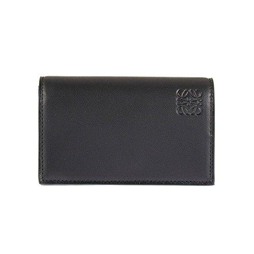 (ロエベ) LOEWE 名刺入れ NAPPA BUSINESS CARD HOLDER ブラック 109 80 M97 8941 BLACK/CANDY [並行輸入品]
