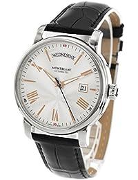 モンブラン 4810 アリゲーターレザー 腕時計 メンズ MONTBLANC 114853[並行輸入品]