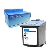lic-store cc635a互換インクカートリッジHP 701HP Fax 640、650、2140プリンタ 1x Black