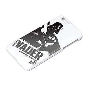 iPhone6s/6ケース/iJacket/STARWARS/ポリカーボネイト/クリアケース/シルバー箔押し/ダースベイダー/PG-DCS926DV