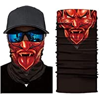 Large Capacity Outdoor Equipment Outdoor Cycling Warm Mask (Color : B, Size : One Size)