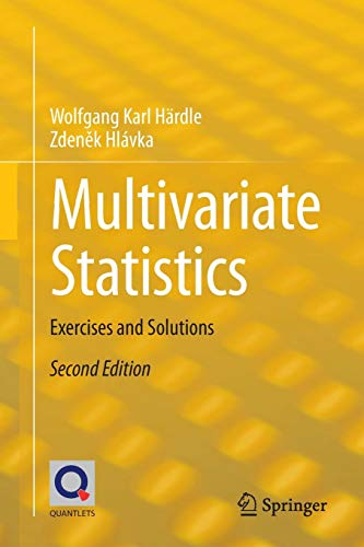 Download Multivariate Statistics: Exercises and Solutions 3642360041