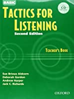 Basic Tactics for Listening: Teacher's Book