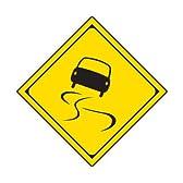 道路標識(構内用) 警戒標識 894-42(209)