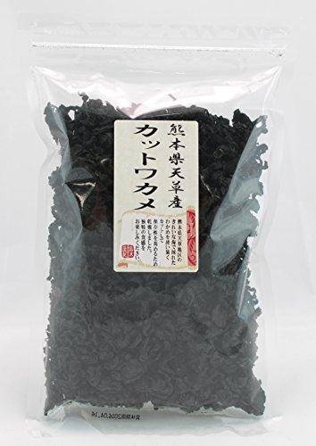 熊本県天草産 カットワカメ(乾燥カットわかめ)100g