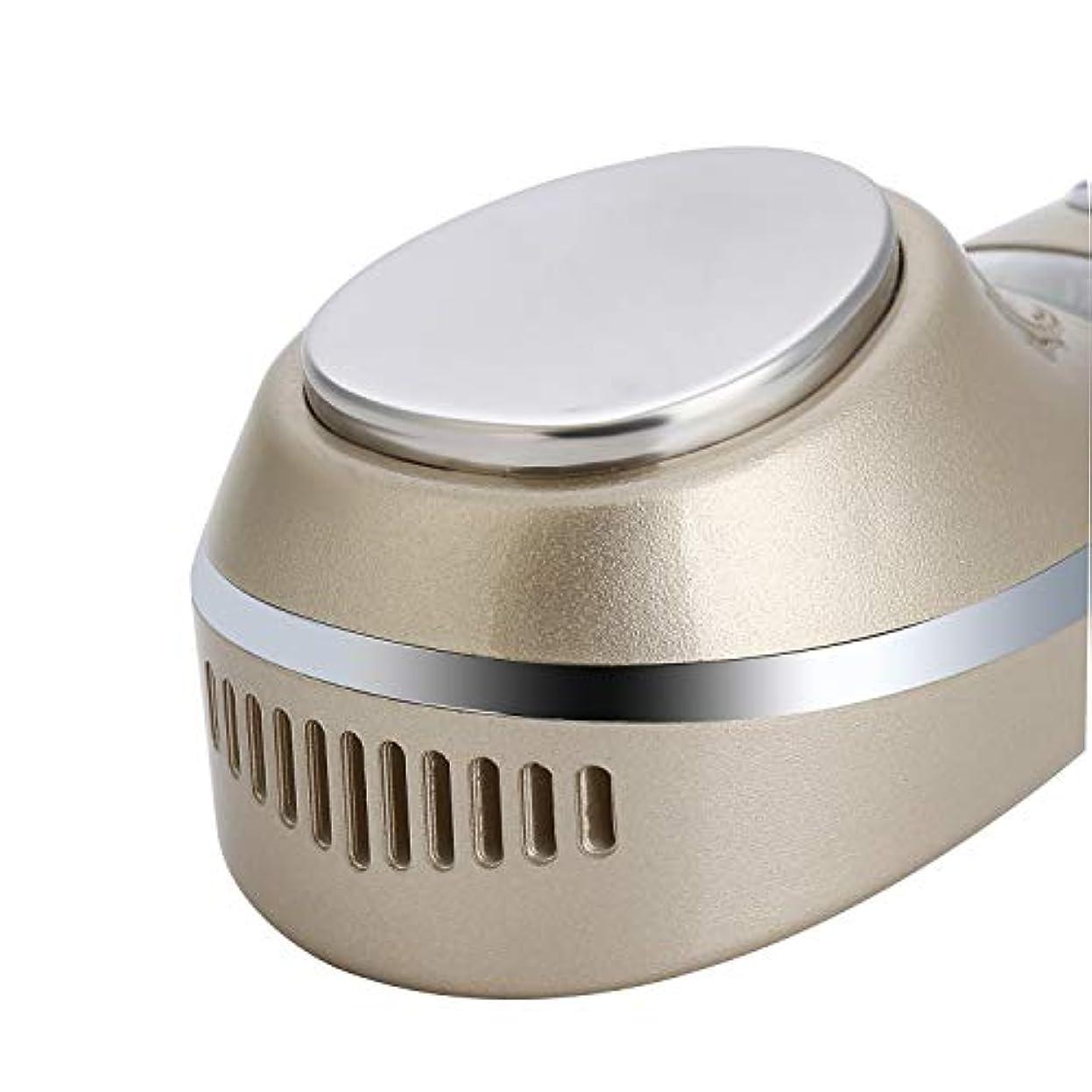 アクセント貢献面USBの美機械の熱い風邪rの顔のマッサージャーの皮は気孔の収縮をきつく締めます