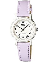 カシオ CASIO QUARTZ クオーツ レディース 腕時計 LQ-139L-6B パープル[並行輸入品]