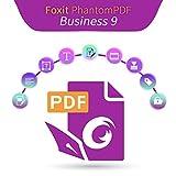 Foxit PhantomPDF 9.x Business|日本語版|ダウンロード版