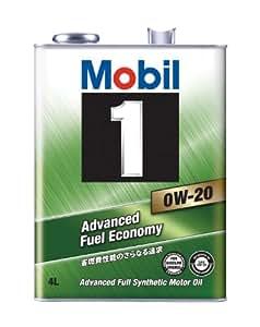 Mobil エンジンオイル モービル1 0W-20 SN/GF5 4L [HTRC3]