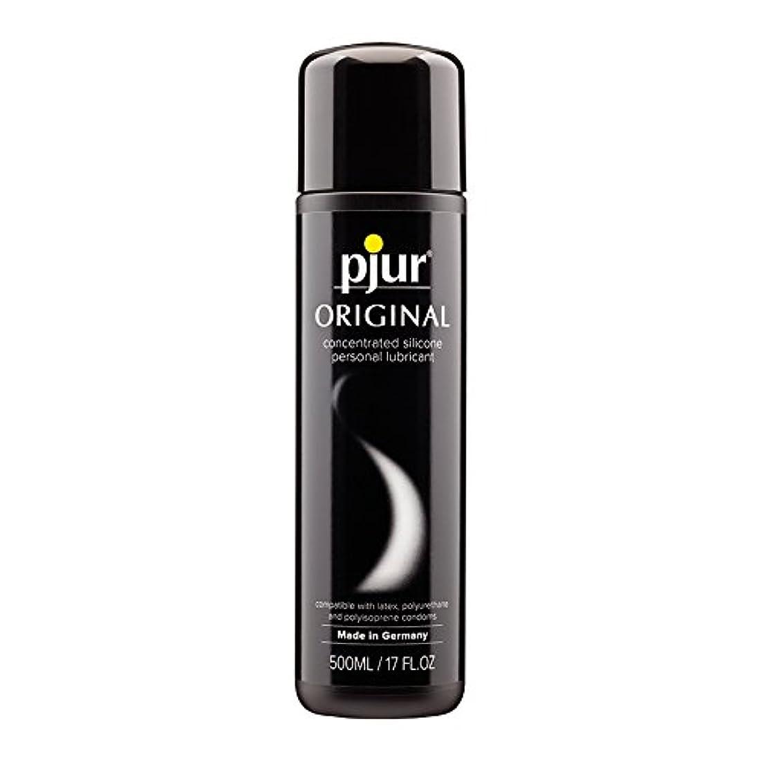 セーターぼかし無駄だPjur Light Bottle Lubricant - 500ml
