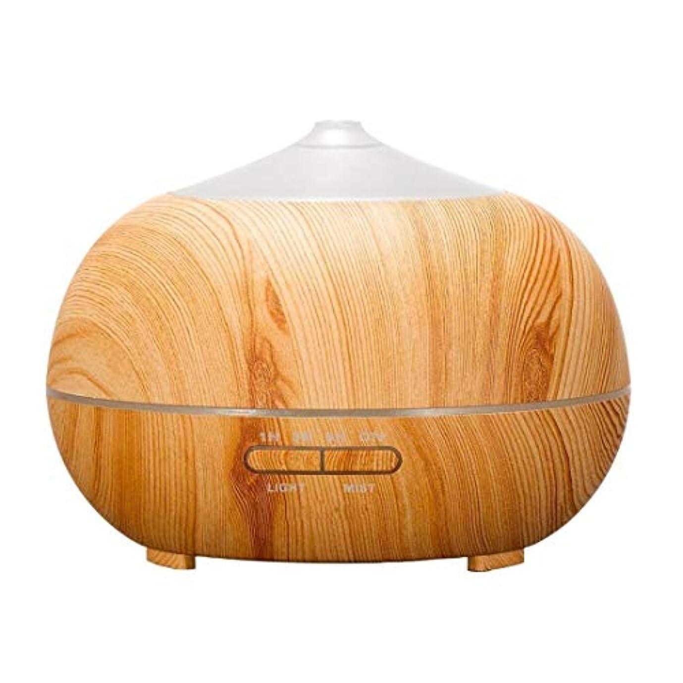 マインドフル封建変装したオフィスホームベッドルーム用超音波空気加湿器-アロマディフューザー-エッセンシャルオイルディフューザー-快適に眠り、職場を簡単に制御できる超静音