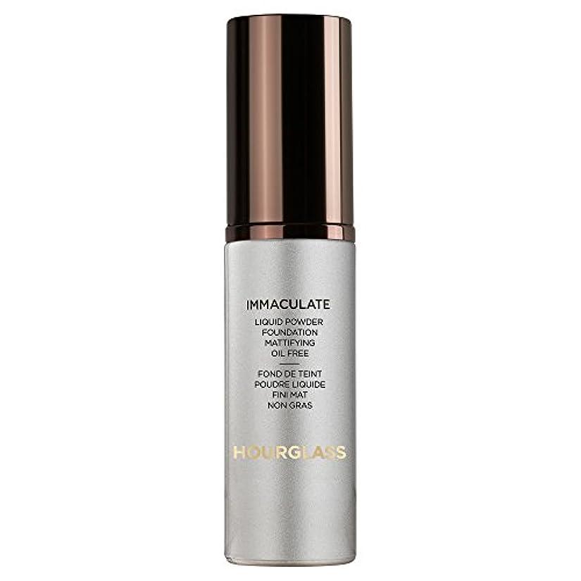 リーダーシップ風勇敢な砂時計真っ白な液体パウダーファンデーションバニラ (Hourglass) (x2) - Hourglass Immaculate Liquid Powder Foundation Vanilla (Pack of 2) [並行輸入品]