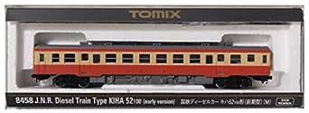 TOMIX Nゲージ キハ52 100形 前期型 M 8458 鉄道模型 ディーゼルカー