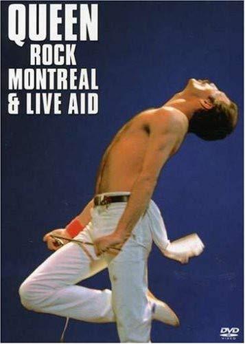 Queen Rock Montreal & Live Aid  [DVD] [Import]