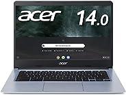 Google Chromebook Acer ノートパソコン CB314-1H-A14P 14インチ 日本語キーボード Celeron<R> N4020 4GBメモリ 64GB eMMC microSD<