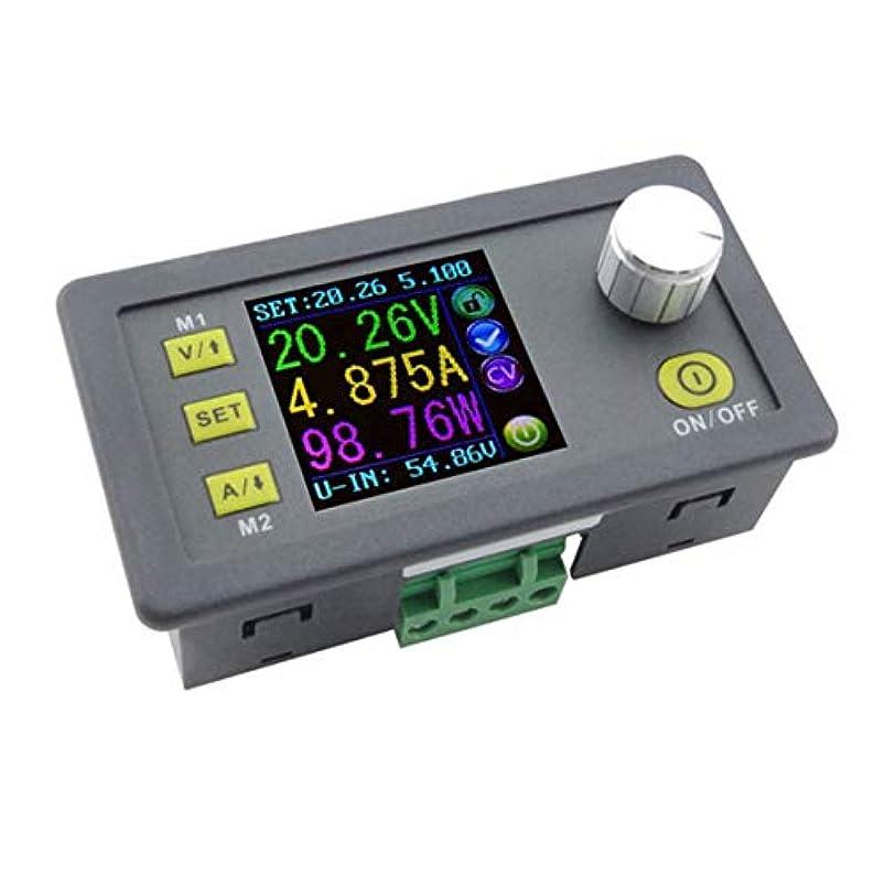 チョップ考えるメダリストDPS5005直流通信機能定電圧降圧電源モジュール電圧変換器電圧計 - グレー