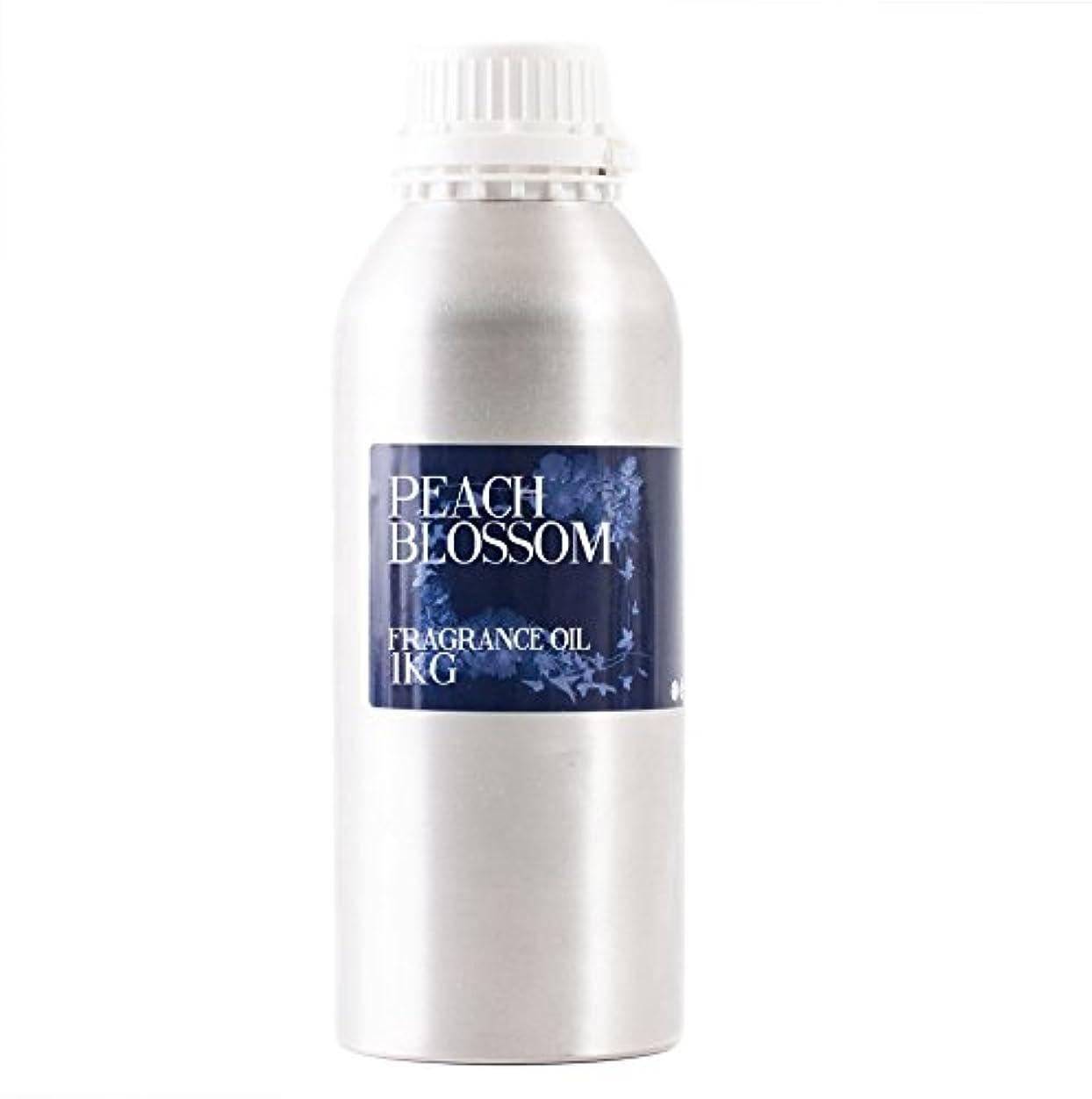 精度喪二週間Mystic Moments | Peach Blossom Fragrance Oil - 1Kg