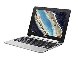 Chromebook  ASUS ノートパソコン 10.1型WXGA液晶 日本語キーボード C101PA シルバー