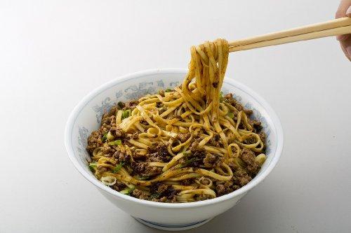 『極太中華麺 (チャック付) 280g×2袋』の3枚目の画像