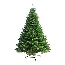 Partyforte Premium California Pine Christmas Tree, 5ft