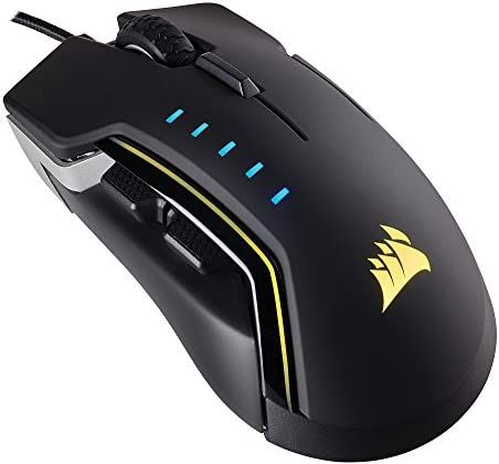 Corsair GLAIVE RGB Mouse -Black-ゲーミングマウス MS302 CH-9302011-AP
