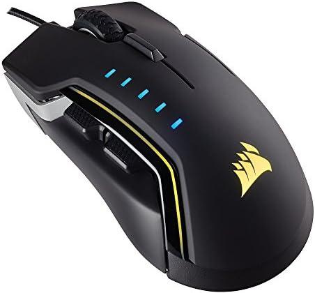 Corsair GLAIVE RGB Mouse -Black-ゲーミングマウス MS302 CH-9302011-AP