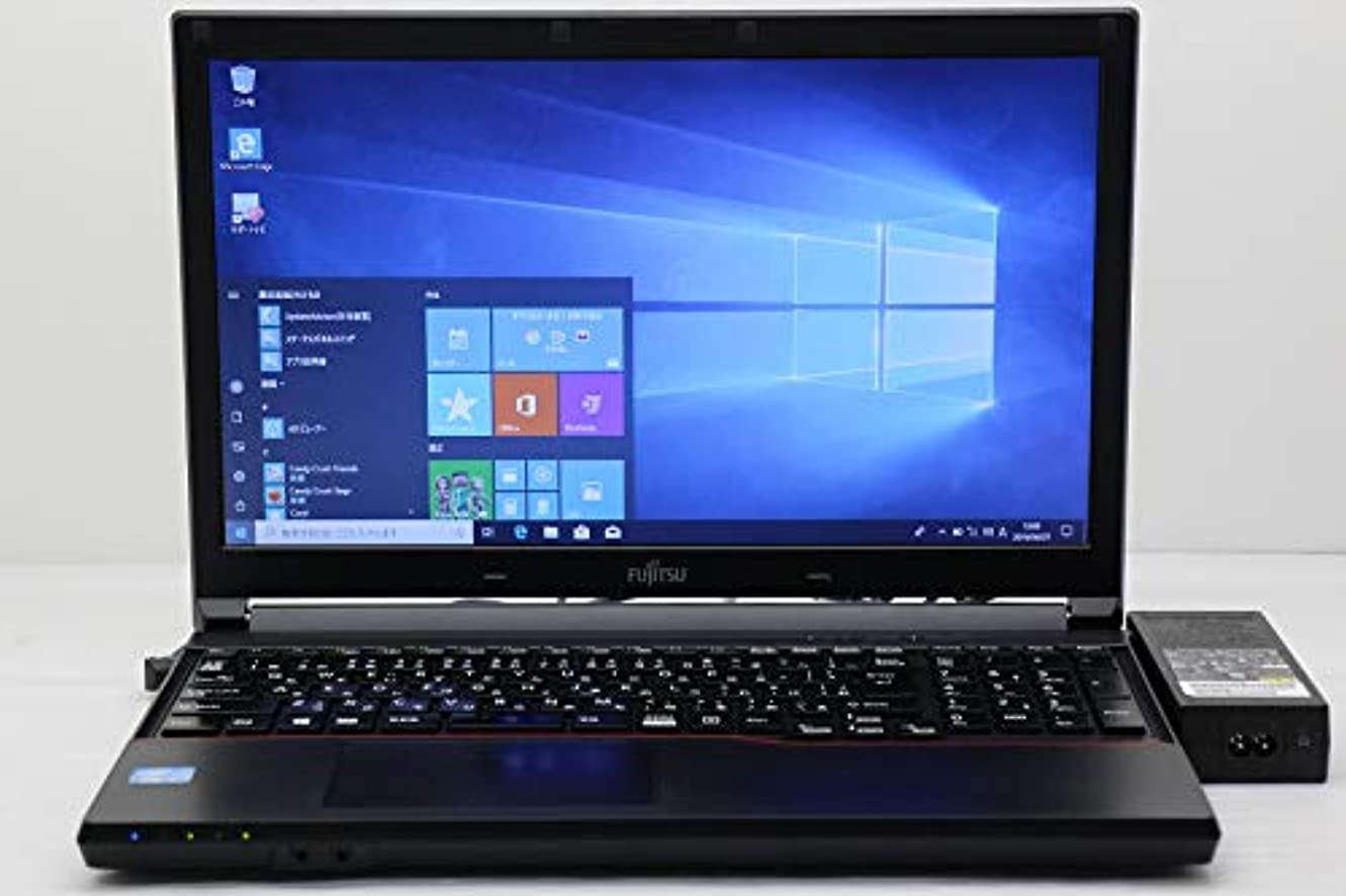 骨折敬受け入れ【中古】 富士通 LIFEBOOK A743/G Core i7 3540M 3GHz/4GB/128GB(SSD)/Multi/15.6W/FWXGA(1366x768)/Win10