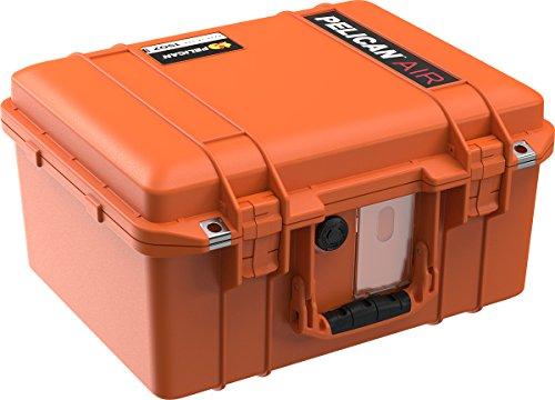 cvpkg PresentsオレンジPelican 1507ケース。Comes空。