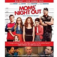 Moms' Night Out, Blu-Ray + DVD Combo Pack