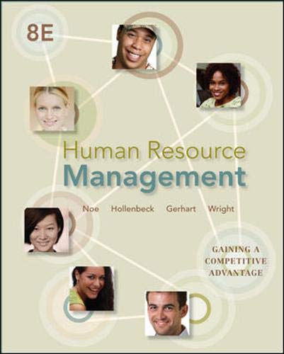 Download Human Resource Management 0078029252